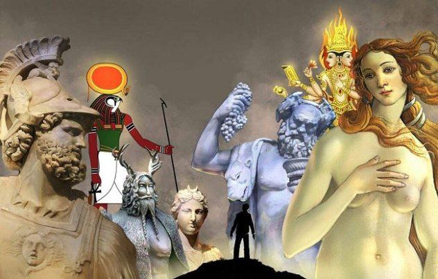 origen de la religión