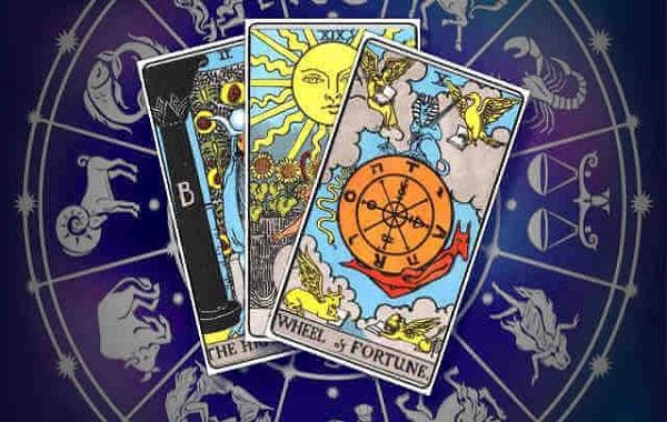 tarot marsella-12 casas astrológicas